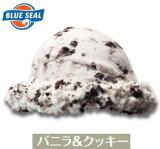 業務用★沖縄限定★ブルーシールアイス★クッキー&クリーム