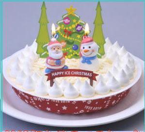 クリスマス アイスケーキバニラ