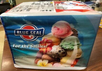 南国沖縄テイスト!ブルーシールアイスクリーム送料無料・お中元・ギフトに♪ブルーシール:ギフトセット12沖縄限定:12種類のフレーバーx各1個