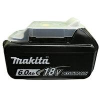 【マキタ正規登録販売店】【makita】(18V-6.0Ah・残容量表示)マキタリチウムイオンバッテリBL1860B
