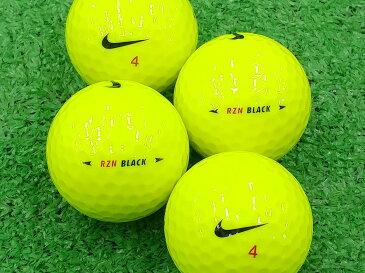 【ABランク】【ロゴあり】ナイキ RZN BLACK 2015年モデル イエロー 1個 【あす楽】【ロストボール】【中古】
