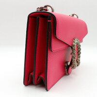 【GUUCI】グッチチェーンショルダーバッグディオニュソス400249/ピンク【中古】