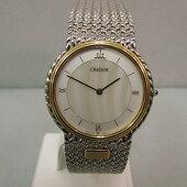 ★【SEIKO】セイコークレドールメンズ腕時計SS5A74-0240【中古】