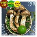 【中国産松茸】約100g