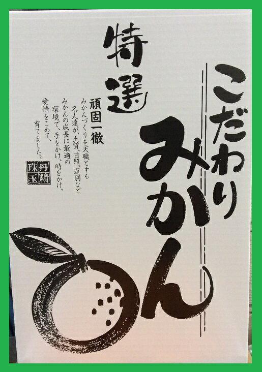 【有田特選こだわりみかん】1箱約4.5kg・Sサイズの紹介画像2