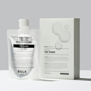 【BULKHOMME正規代理店】バルクオムザトナーTHETONER(化粧水)200mL