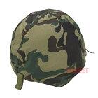 数量限定旧陸上自衛隊迷彩八八式鉄帽用カバー中