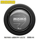 【正規品】MOMO ホーンボタン HBR-01 MOMO ARROW GLEY(モモ...