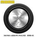 【正規品】MOMO ホーンボタン HBR-03 MOMO ARROW POLISH(モ...