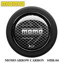 【正規品】MOMO ホーンボタン HBR-04 MOMO ARROW CARBON(モ...