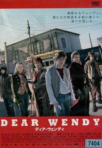 【税込み】【3500円以上で送料無料】【レンタル落ち中古DVD】DEAR WENDY ディア・ウェンディ ...