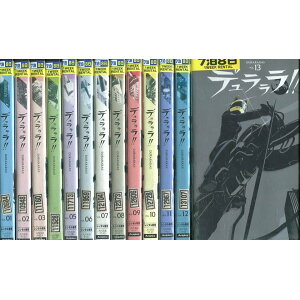Durarara !! [13 volumes set] [Used] Whole volume [Anime] Used DVD