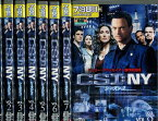 CSI:NY ニューヨーク シーズン3【全8巻セット】【字幕・吹替え】【中古】全巻【洋画】