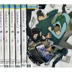杜拉拉拉!x 2卷[每套6卷] [二手]整卷[动漫]二手DVD