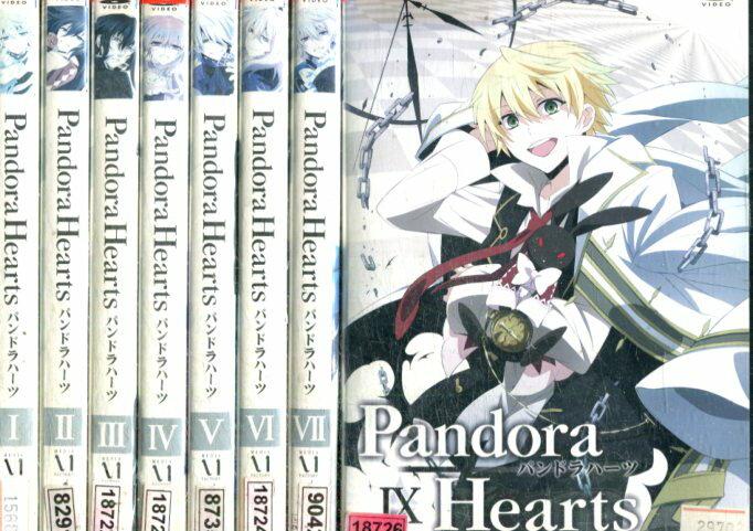 アニメ, その他 Pandora Hearts 898DVD