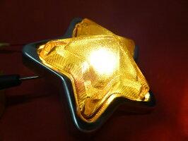星型マーカーランプ(イエロ−)