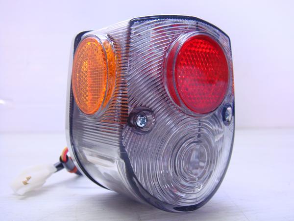 4L モンキー ダックス LEDテールランプAssy スモーク テクニカルサービスホンダ TSH HONDA ホンダ MONKEY DAX 【店頭受取対応商品】