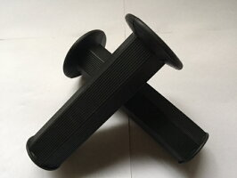 汎用六角グリップブラック貫通