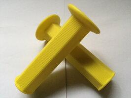 汎用六角グリップイエロー(黄)貫通