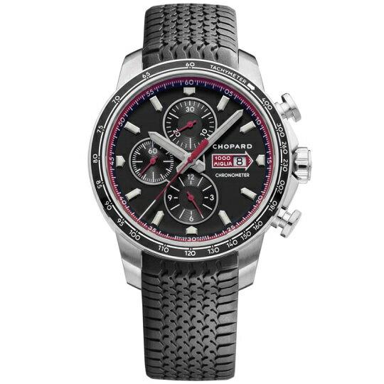 ショパールChopardクラシックレーシングミッレミリアGTSクロノメンズ腕時計168571-300130%OFF新品・正規品(国際保証書請求はがき有)