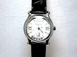 【新品】ショパールChopardハッピースポーツ278573-3001腕時計/女性/レディース/Lady's/時計/ウォッチ/うでどけい/watch/高級/ブランド