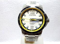【新品】ショパールchopardモナコグランプリヒストリック158568-3001腕時計/男性/メンズ/Men's/時計/ウオッチ/腕時計/watch/高級/ブランド