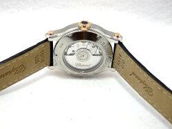 【新品】ショパールChopardハッピースポーツ278573-6001腕時計/女性/レディース/Lady's/時計/ウォッチ/うでどけい/watch/高級/ブランド【送料無料】