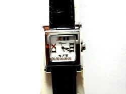 【新品】ショパールChopardハッピースポーツスクエア・ミニエディション278516-3001腕時計/女性/レデイース/Lady's/時計/ウオッチ/うでどけい/watch/高級/ブランド