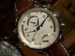 【正規品/商品】ロンジン/マスターコレクションレトログラードLONGINES/L2.714.4.78.3ロンジン腕時計/男性/メンズ/Men's/時計/ウオッチ/うでどけい/watch/高級/ブランド