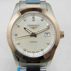 【正規品/新品】ロンジンコンクエストLONGINESL2.285.5.87.7腕時計/女性/レディース/時計/ウォッチ/うでどけい/watch/高級/ブランド