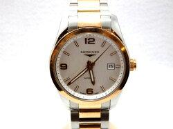 【正規品/新品】ロンジンコンクエストクラッシックLONGINES/L2.785.5.76.7/ロンジン腕時計/女性/レディース/Lady's/時計/ウォッチ/うでどけい/watch/高級/ブランド