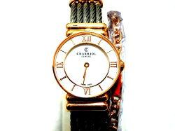 【新品】シャリオールCHARRIOLサントロぺレディース028PI.540.556腕時計/女性/レディース//Lady's/時計/ウォッチ/うでどけい/watch/高級/ブランド