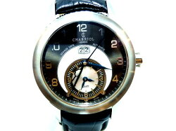 【新品】シャリオールCHARRIOL/CC46GMTS.36.1002/腕時計/男性/メンズ/Men's/時計/ウオッチ/うでどけい/watch/高級/ブランド
