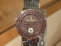 【新品】シャリオールCHARRIOLサントロぺレディースST30RHO.560.021腕時計/女性/レディース/Lady's/時計/ウォッチ/うでどけい/watch/高級/ブランド