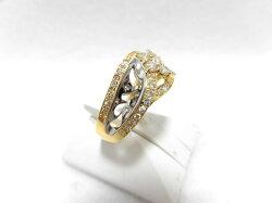 K18PTダイヤリング/0.51ct/G530/ダイヤモンドリング/指輪/ゆびわ/ring/ジュエリー/ダイヤ/女性用/レディース/プレゼント/ギフト/お買い得/オススメ/送料込み/宝石