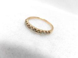 K18ダイヤリング/0.34ct/G422/ダイヤモンドリング/指輪/ゆびわ/ring/ジュエリー/ダイヤ/女性用/レディース/プレゼント/ギフト/お買い得/オススメ/送料込み/宝石