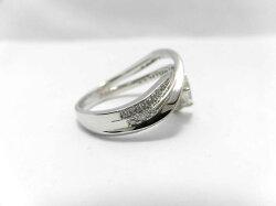 PTダイヤリング/D0.52ct0.35ct/SI2/G525/リング/ダイヤモンドリング/指輪/ゆびわ/ring/ジュエリー/ダイヤ/女性用/レディース/プレゼント/ギフト/お買い得/オススメ/送料込み/宝石