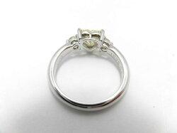 PTダイヤリング/センターD1.008ct0.20ctSI1/F8383/ダイヤモンドリング/指輪/ゆびわ/ring/ジュエリー/ダイヤ/女性用/レディース/プレゼント/ギフト/お買い得/オススメ/送料込み/宝石