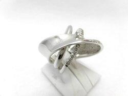 K18WGダイヤリング/ダイヤ0.24ct/G848/ダイヤモンドリング/指輪/ゆびわ/ring/ジュエリー/ダイヤ/女性用/レディース/プレゼント/ギフト/お買い得/オススメ/送料込み/宝石