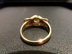 K18ダイヤモンド/D0.525ctD0.31ct/F9691/リング/指輪/ゆびわ/ring/ジュエリー/女性用/レディース/プレゼント/ギフト/お買い得/オススメ/送料込み/宝石