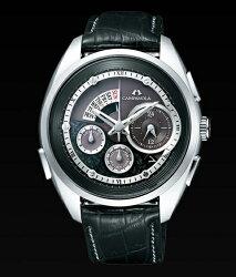 【正規品/新品】メンズ腕時計,カンパノラ,エコ・ドライブ,コンプリケーション,【CAMPANOLA】BZ0030-08E