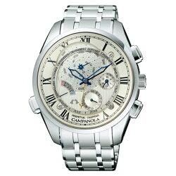 【正規品/新品】メンズ腕時計,カンパノラ,パーペチュアルカレンダー,【CAMPANOLA】CTR57-0981