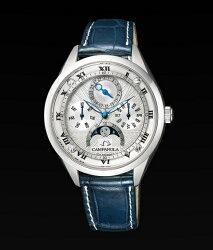 【正規品/新品】メンズ腕時計,カンパノラ,ムーンフェイズ,限定モデル,【CAMPANOLA】EC4000-03A
