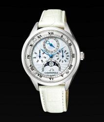 【正規品/新品】メンズ腕時計,カンパノラ,ムーンフェイズ,限定モデル,【CAMPANOLA】EC4000-11W