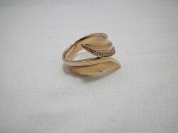 K18PGダイヤモンドリングD0.10ctF9002/リング/リング/指輪/ゆびわ/ring/ジュエリー/ダイヤ/女性用/レディース/プレゼント/ギフト/お買い得/オススメ/送料込み/宝石