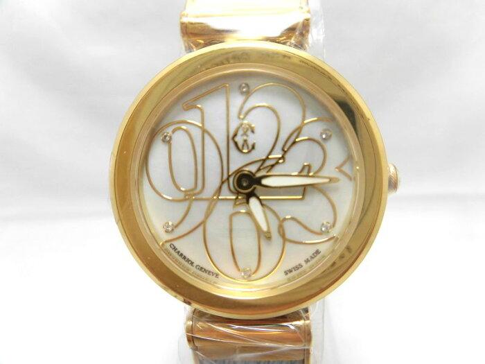 【新品】シャリオール/CHARRIOL FOREVER レディース 腕時計/女性/レディース/Lady's/時計/ウォッチ/watch/高級/ブランド