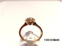 【30%Off】FOREVERMARK/K18PGダイヤモンドリング/F8869/D0.18ct/リング/指輪/ゆびわ/ring/ジュエリー/女性用/レディース/プレゼント/ギフト/お買い得/オススメ/送料込み/宝石