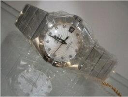 【正規品/新品】レディース腕時計,オメガコンステレーション[OMEGAConstellation]Ref,123.10.27.20.55.001