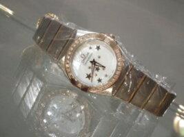 レディース腕時計,オメガコンステレーション[OMEGAConstellation]Ref,123.25.24.60.05.002