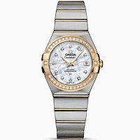 【正規品/新品】レディース腕時計,オメガコンステレーション[OMEGAConstellation]Ref,123.25.27.20.55.003
